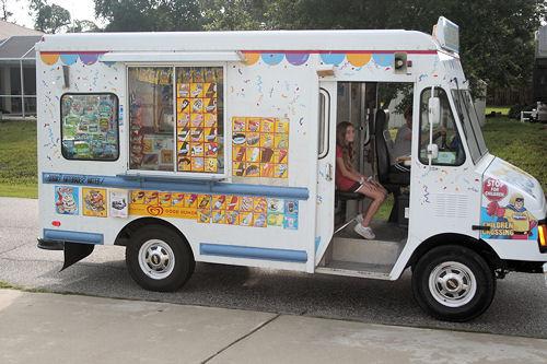 Carros de sorvete para todos os gostos