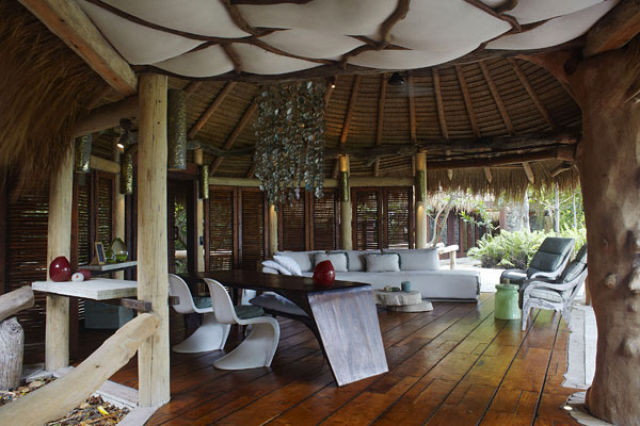 Uma maravilhosa e luxuosa ilha privada em Seychelles