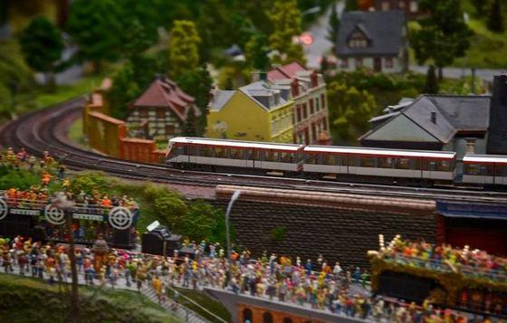 Miniatur Wunderland: A maior maquete de ferrovia do mundo