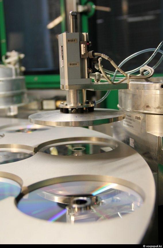Você sabe como são feitos os DVDs?