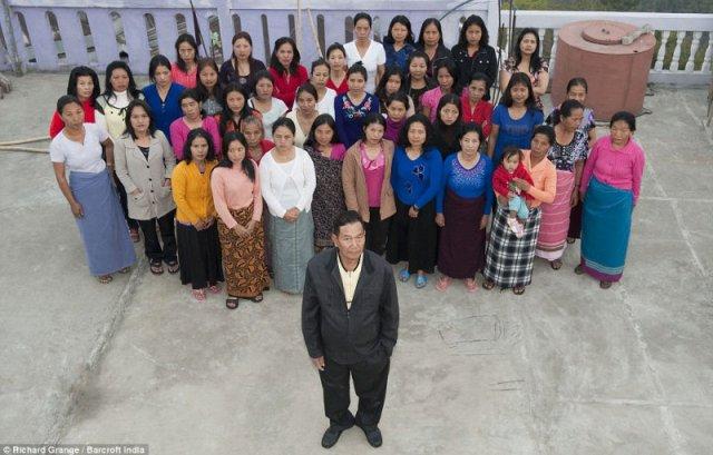 A maior família do mundo