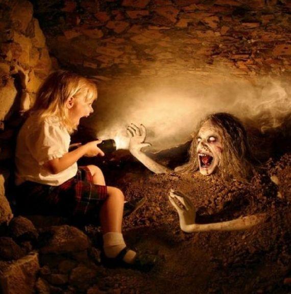 Entendendo os pesadelos das crianças