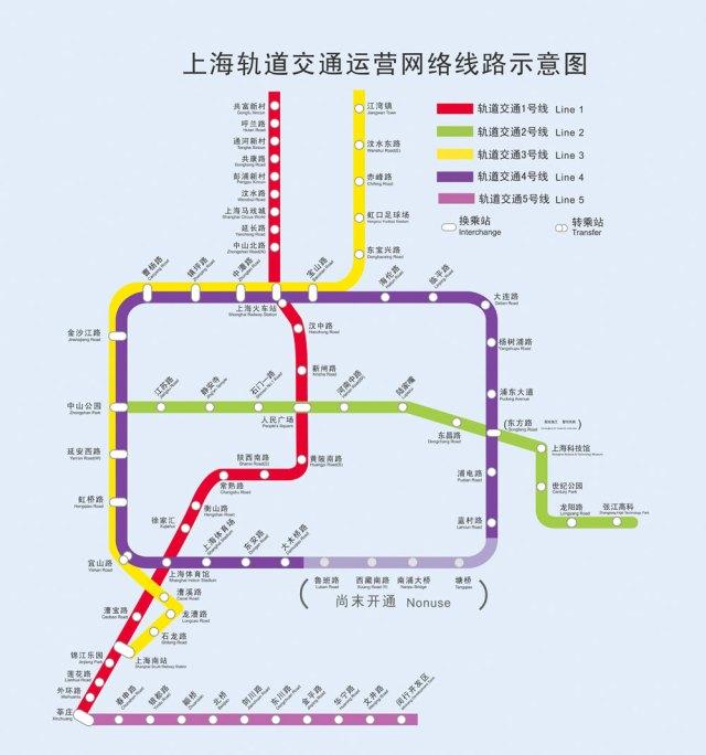 Metrô de Xangai