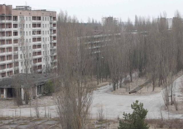 Chernobyl: comparando o passado com o presente