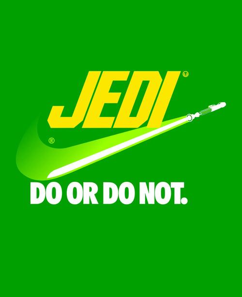 Marcas de tênis em versão Star Wars