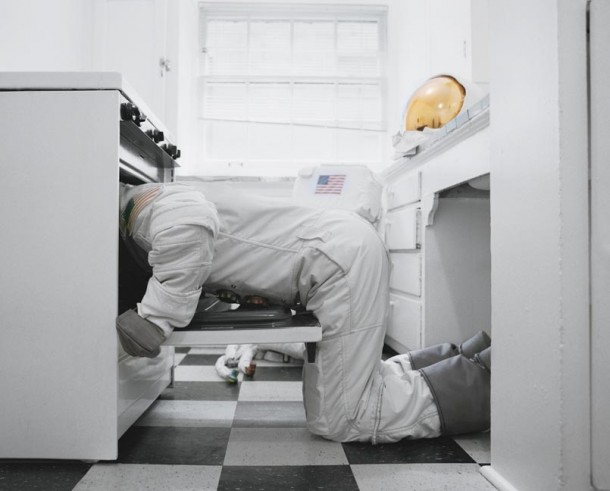 Os astronautas suicidas