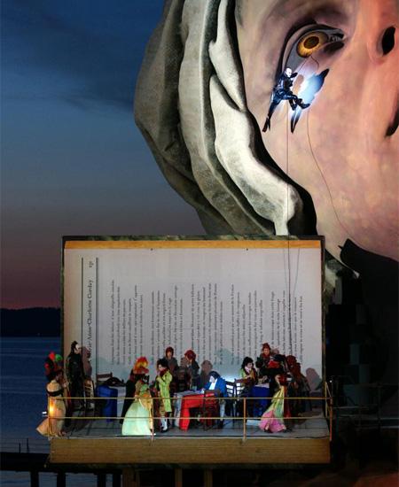 Incríveis Cenários de Ópera