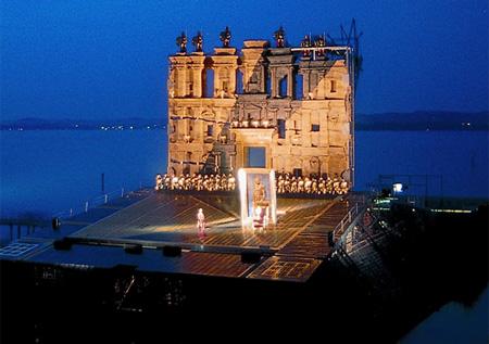 Incríveis Cenários de Ópera: Nabucco