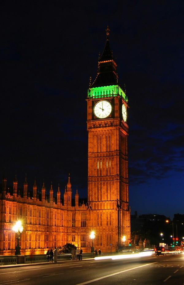 Big Ben: um símbolo da Inglaterra