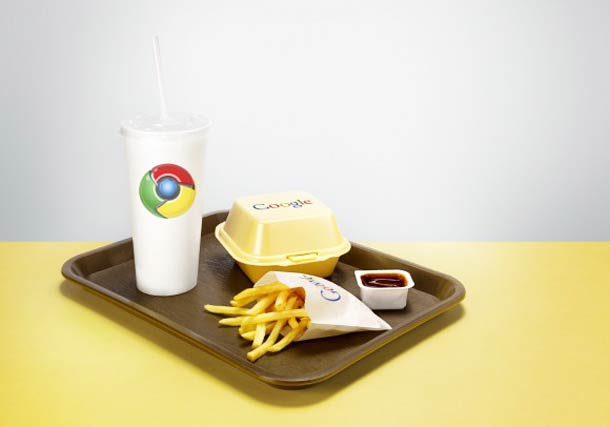 Internet fast food