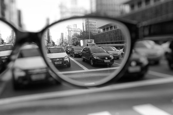 Projeto fotográfico: Ensaio sobre a miopia