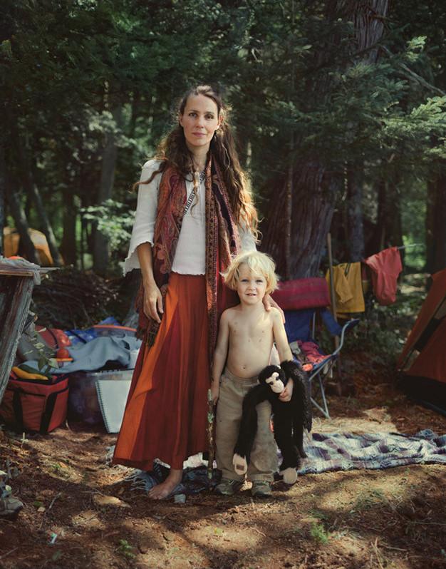 Rainbow Gathering: nômades do século XXI