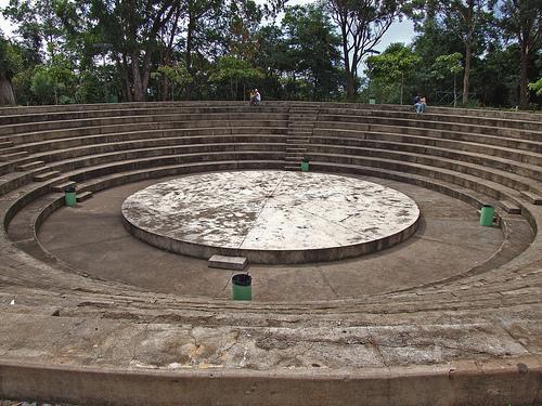 Arena semelhante a de um dos meus sonhos