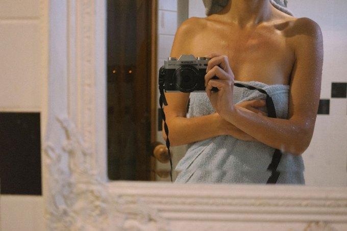 Noiva fotografa próprio casamento e o resultado ficou super interessante