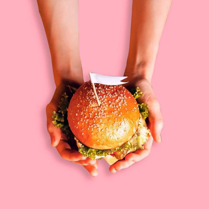 Lindas imagens de comida que vão te deixar com fome