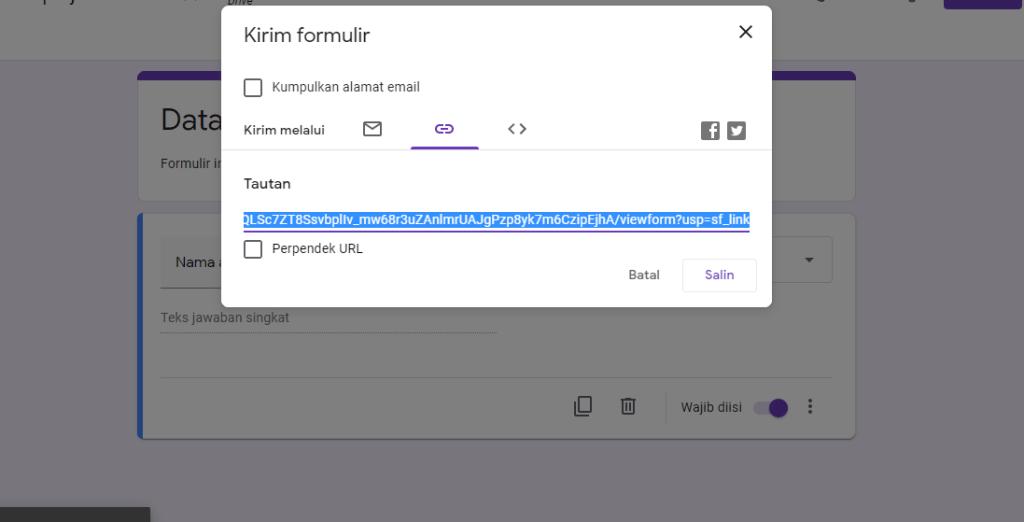 Terlengkap Panduan Cara Membuat Link Google Forms Menjadi Bit Ly Blog Idn