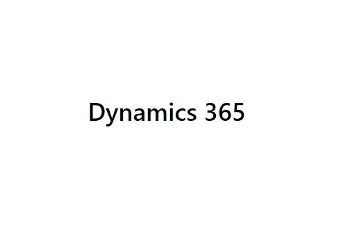 Microsoft Dynamic 365