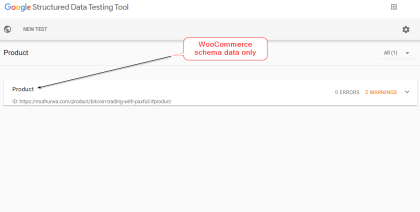 Disable yoast seo schema data on woocommerce product page