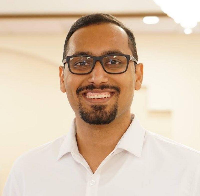 Blogger Syed Balkhi, founder wpbeginner