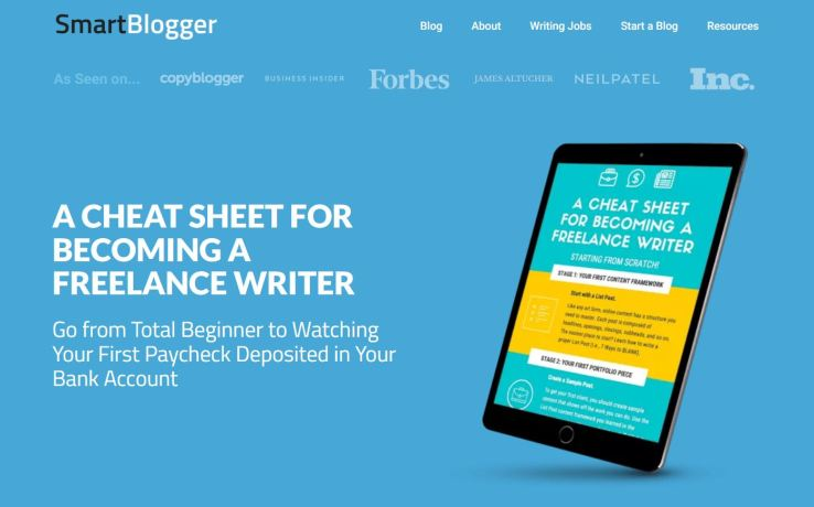 website technology tools used to build Smartblogger blog