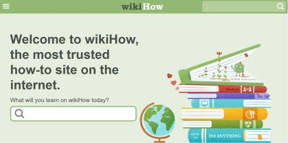 website technology tools used to build wikiHow blog
