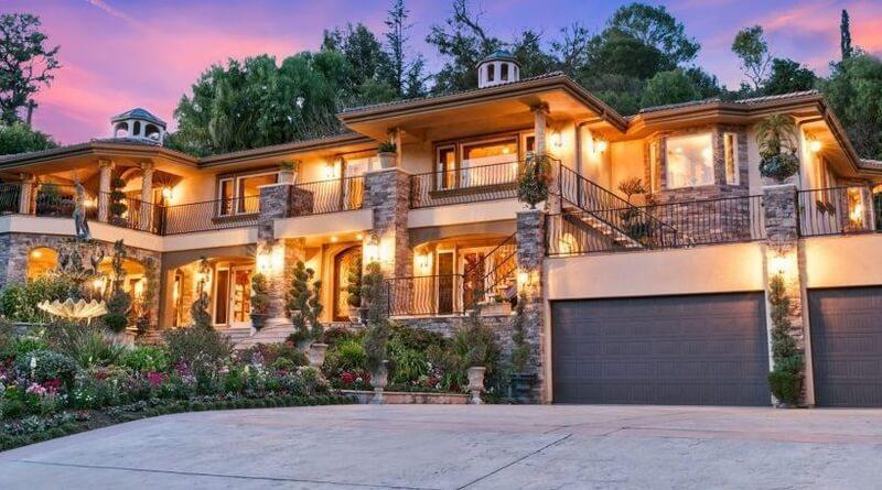 Kardashian's Home