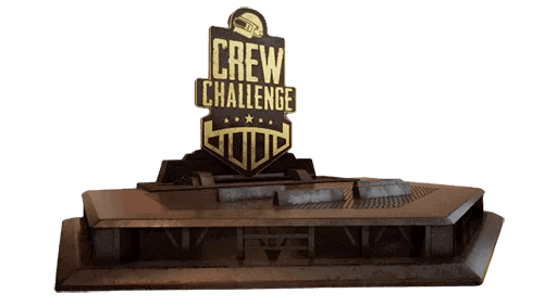 What is the PUBG Mobile Crew Challenge