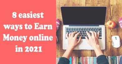Online Jobs for students 8 easiest ways to Earn Money online in 2021