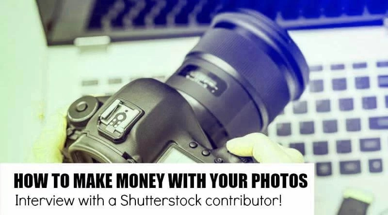 How to Make Money with Shutterstock (Step by Step Info)