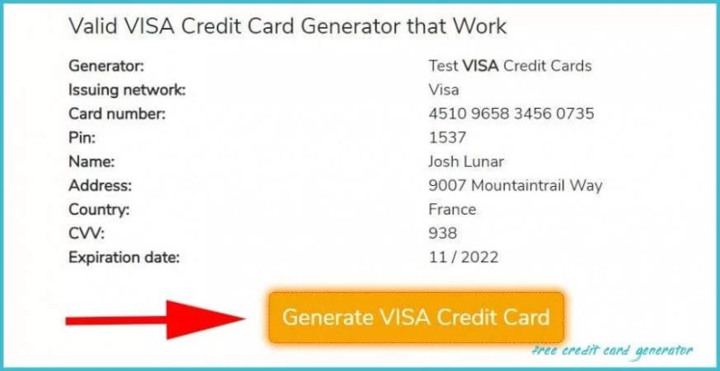 How do these Free Credit cards work?