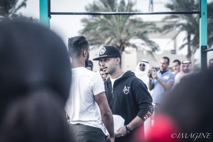 حسين الموسوي و Reece Dun