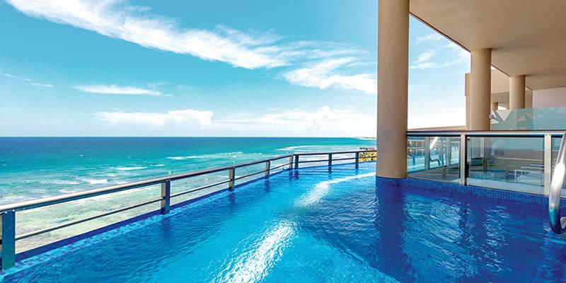 Sensimar Seaside Suites Riviera Maya Mexico Caribbean