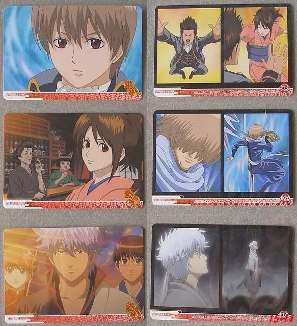カードでアニメ銀魂OP&ED OP02 - いちご(苺重視)じゅうし