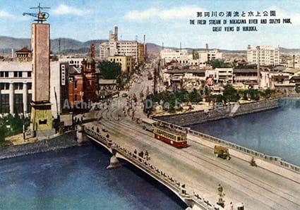 福岡市の戦後発展の理由を改めて探ってみる - 博多灣つれづれ ...