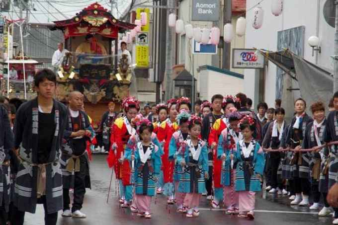 「田名部祭り 2017」の画像検索結果