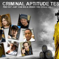Breaking Bad Criminal Aptitude Test