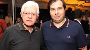 Moreira Franco é sogro do Presidente da Câmara Rodrigo Maia