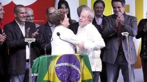 Eurípedes Júnior e a cúpula do Partido dos Trabalhadores