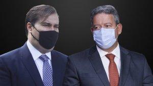 Rodrigo Maia & Arthur Lira
