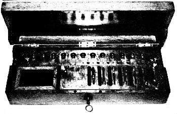 Aritmómetro de Colmar