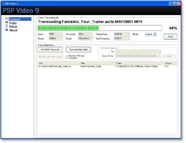 PSP Video