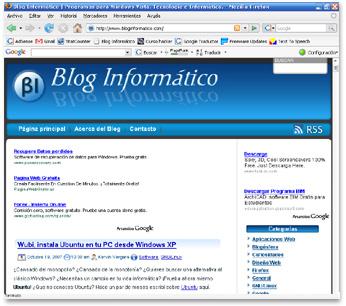 Firefox 2.0.0.8: