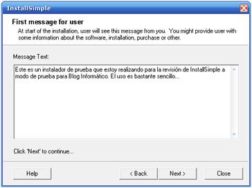 InstallSimple