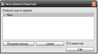 Nero CleanTool
