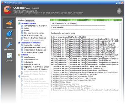 CCleaner 2.19