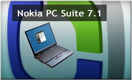 Nokia PC Suite 7.1 Compatible con Windows 7