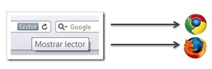 Modo lector de Safari 5 en Google Chrome y Firefox