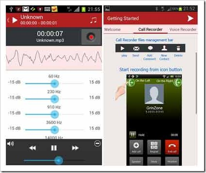 MP3 In Call Recorder