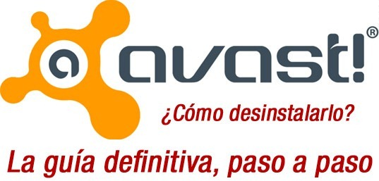 Desinstalar Avast