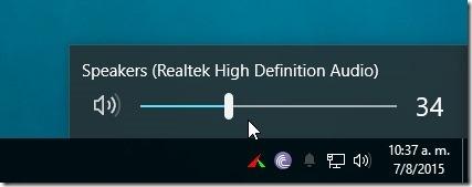 Configuración de audio